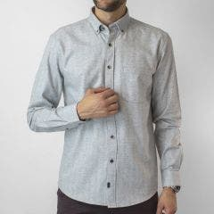 Camisa Villela Melange Regular Fit