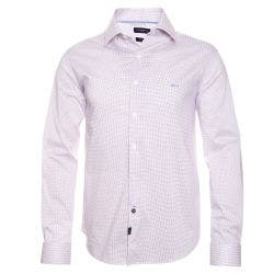 Camisa Executive Comfort Tech Estampada