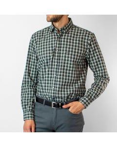 Camisa Villela Escoces Regular Fit