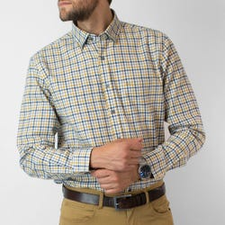 Camisa Villela Escoces Regular Fit