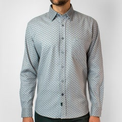Camisa Villela Estampada Regular Fit