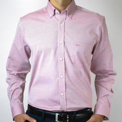 Camisa Oxford Button Down Regular Fit