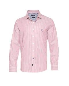 Camisa Doble Faz Listada