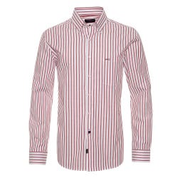 Camisa Casual Listada