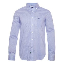 Camisa Casual Comfort Tech Estampada