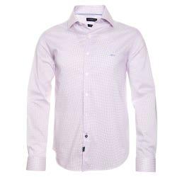 Camisa Executive Comfort Tech Estampada
