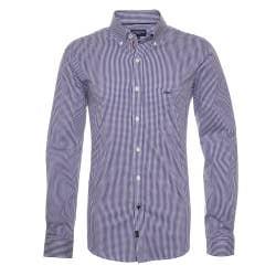 Camisa Comfort Tech Micro Cuadro