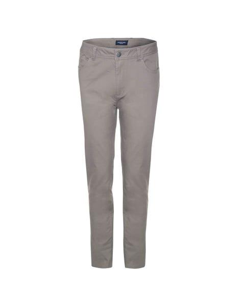 Pantalón Texturado Comfort Tech 5 Bolsillos