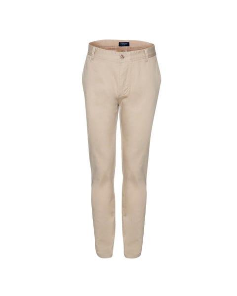 Pantalón Texturado Comfort Tech Frente Plano
