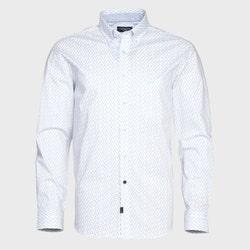 Camisa Estampada Casual ML